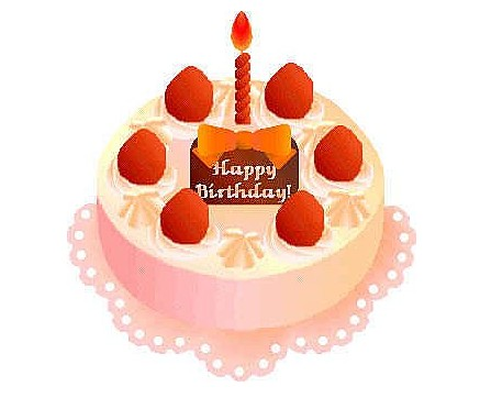生日蛋糕上的祝福语大全图片