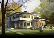房屋设计 自建房设计