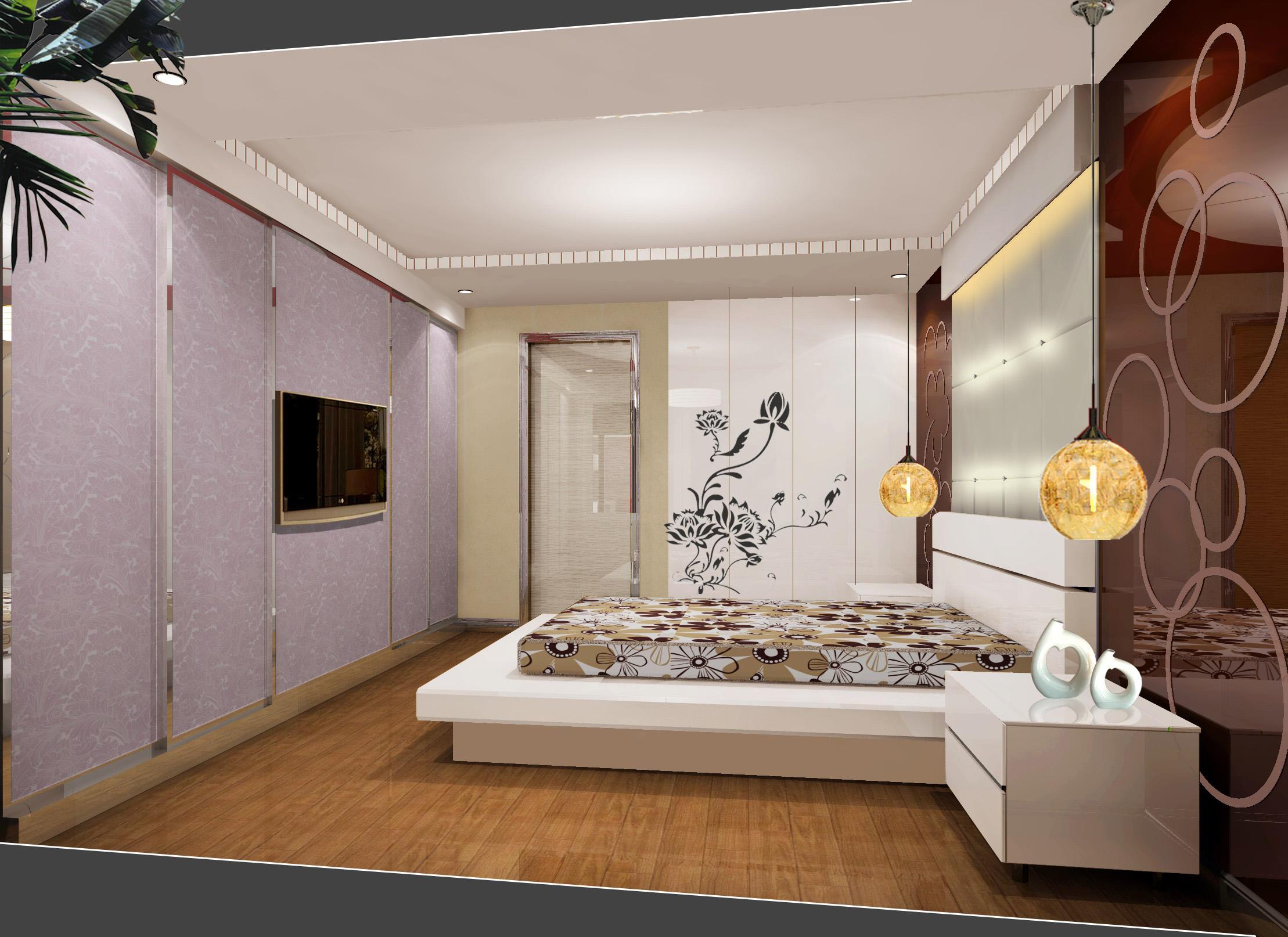主卧房装修设计图