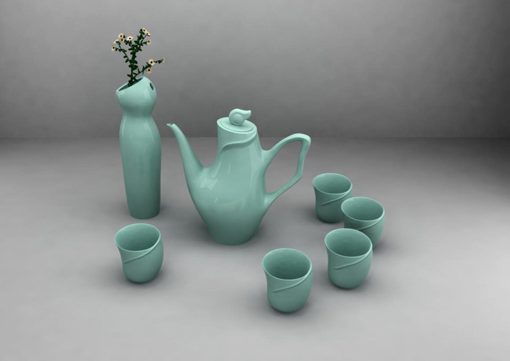 陶瓷产品设计