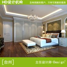 承接卧室效果图制作
