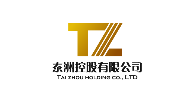 泰洲控股有限公司企业logo设计图片