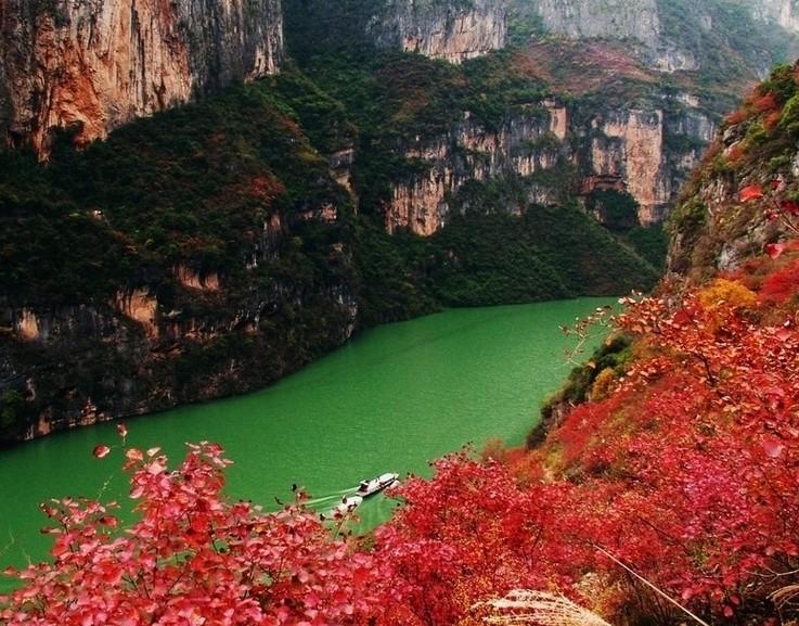 描写祖国风光的古诗 描写祖国大好河山的诗句