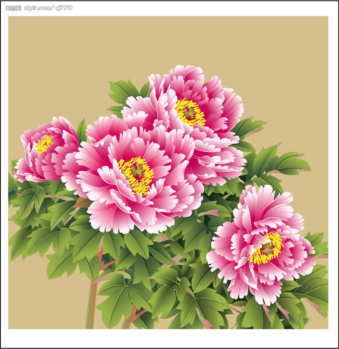 描写花的成语 有关花的词语
