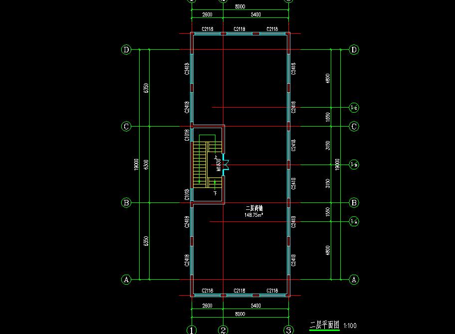 自建五层房屋设计施工