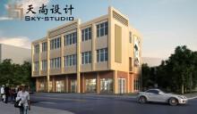 江西铜鼓—小型旅馆建筑设计