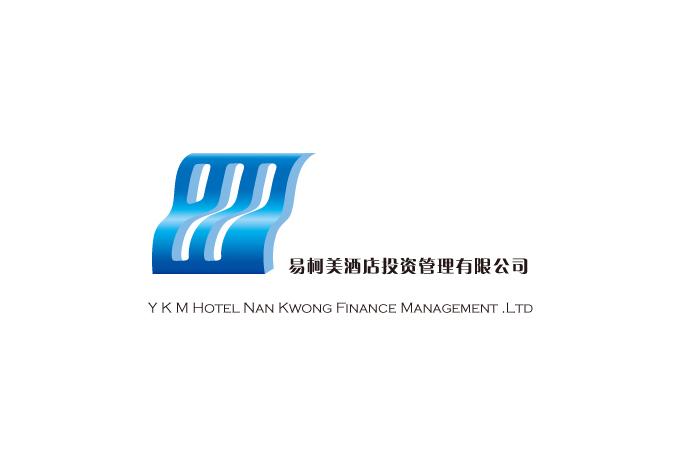 易柯美酒店投资管理公司logo及名片设计