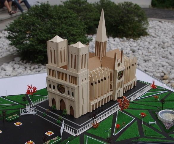 制作建筑模型的材料 建筑模型材料