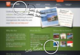 网站专题设计之如何设计网页头部