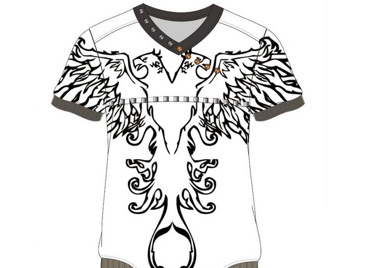 学服装设计_创意服装设计_环保服装设计_服装设计说明
