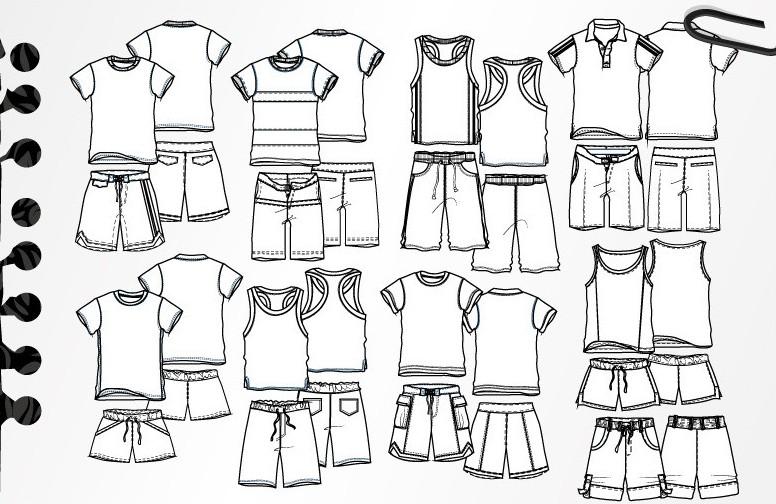 什么是服装的结构线 服装结构线简介