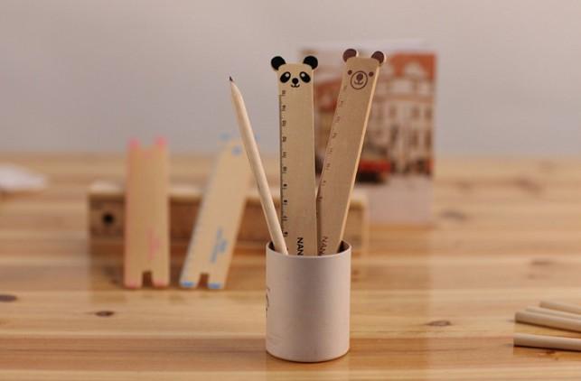 创意文具设计欣赏 可爱卡通动物造型