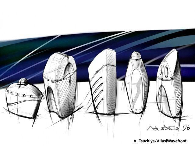 工业设计手绘欣赏_工业设计服务平台
