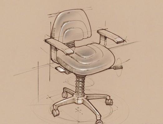 什么是工业设计手绘 工业设计手绘欣赏