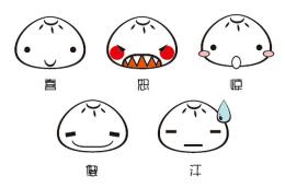 什么是表情设计 常用的表情设计