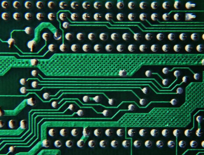 cd电路板数字 接口定义