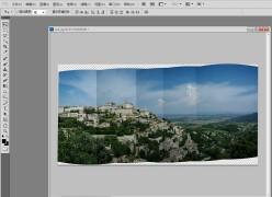 拼接照片時色差校正技巧 數碼照片處理技巧