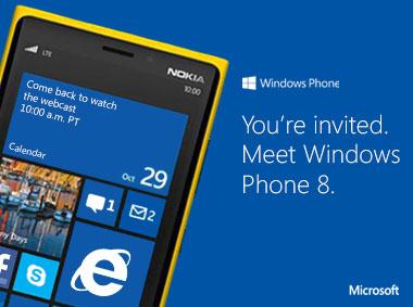 windows phone系统大升级 WP8主要新特性