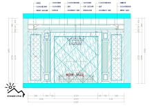 威客服务:[16454] 家装施工图绘制