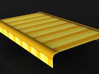 遮阳篷系列外观设计