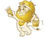 征集吉祥物狮子卡通形象设计