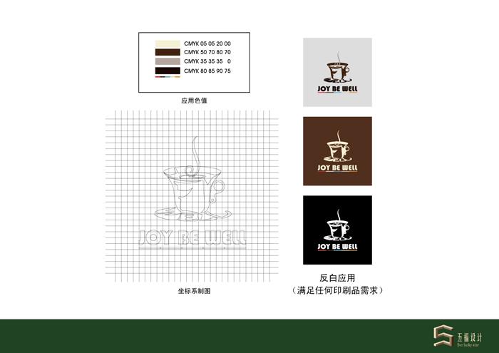 vi应用内容:设计logo,店面招牌设计(竖排,横排),包装袋,名片
