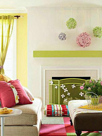 新房装修布艺软装搭配设计显魅力 时尚室内软装搭配设计