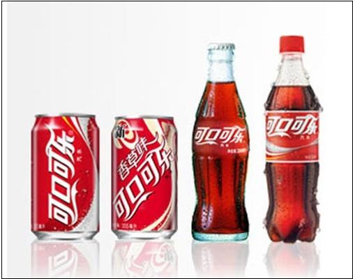 可口可乐标志设计说明图片