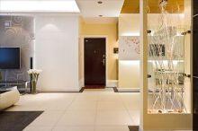 威客服务:[17413] 120平米户型客厅装修图 八万半包家
