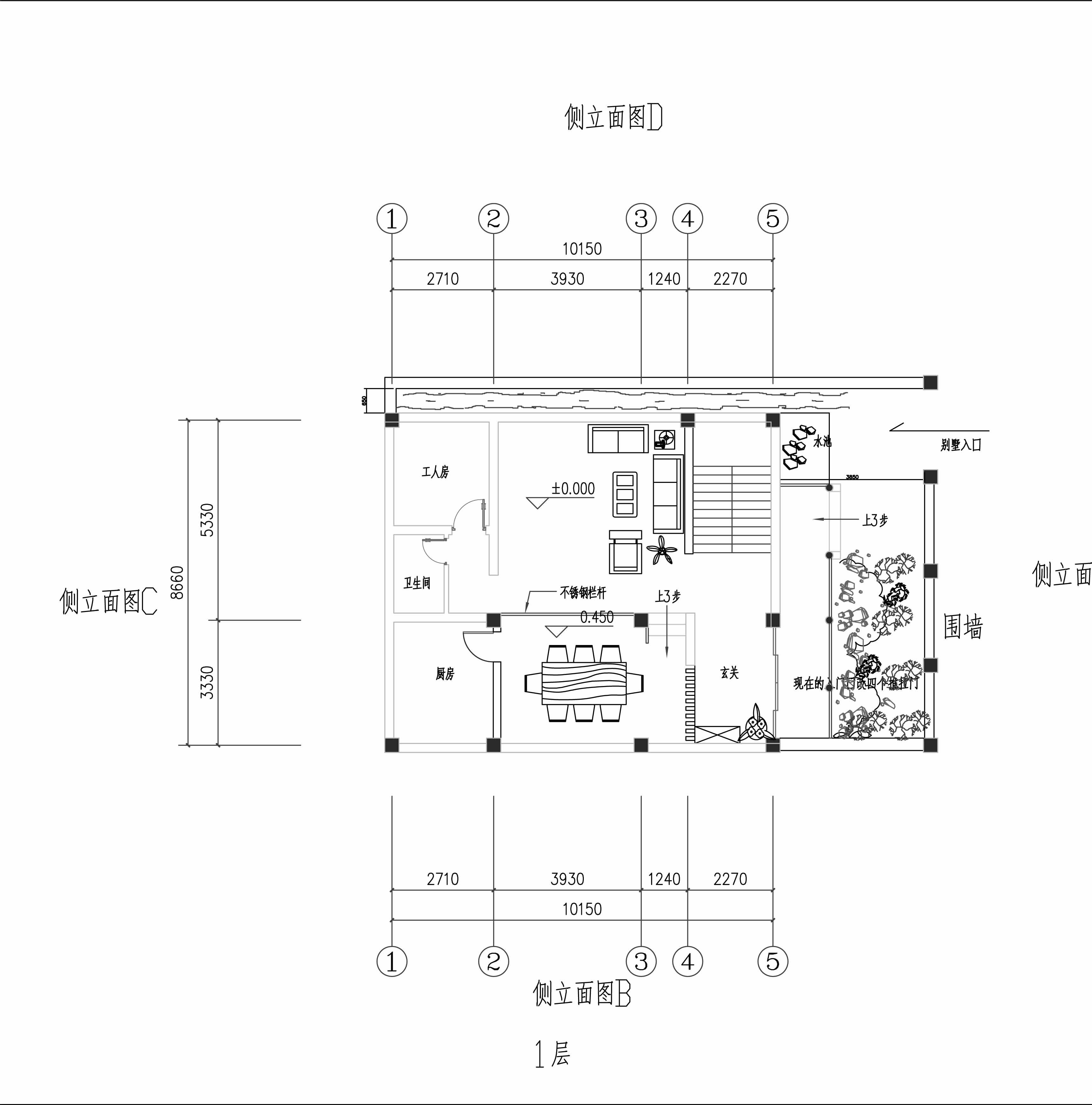 电路 电路图 电子 户型 户型图 平面图 原理图 3436_3476