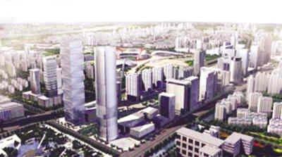 特色文化街CBD规划设计要点 文化街空间CBD规划设计