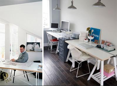 小办公室装修效果图大全 小型办公室装修效果图欣赏