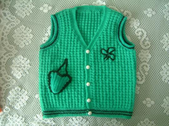 儿童毛衣图案设计编织法 宝宝毛衣编织图案设计技巧