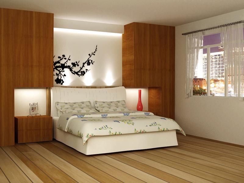 个性床头背景墙设计基本知识 卧室床头个性背景墙设计知识