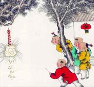 腊月二十三小年祝福短信 解开准备新年祝福语序幕