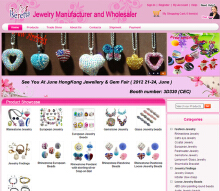 Jewelry Manufacturer and Wholesaler
