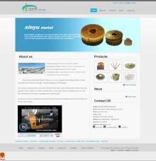 外贸企业英文网多语言网站开发案例
