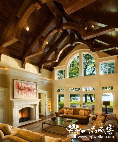 客厅吊顶装修效果图欣赏 客厅吊顶装修方案欣赏