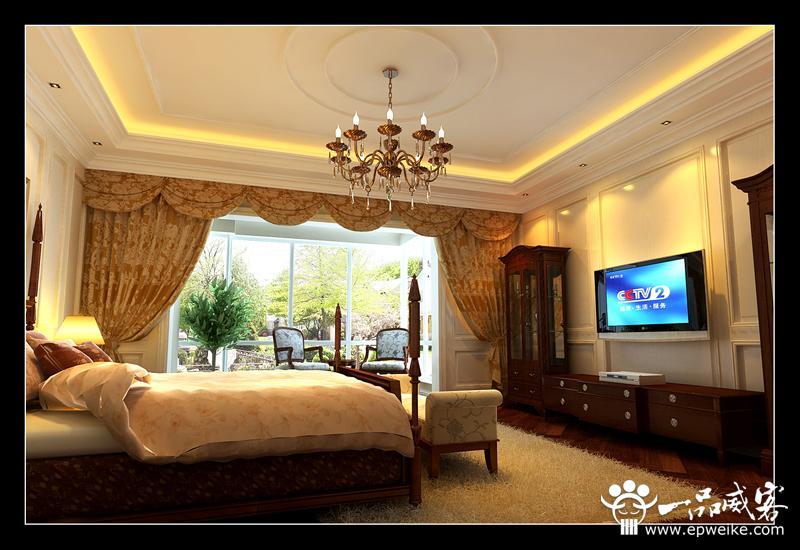 欧式古典风格别墅装修设计
