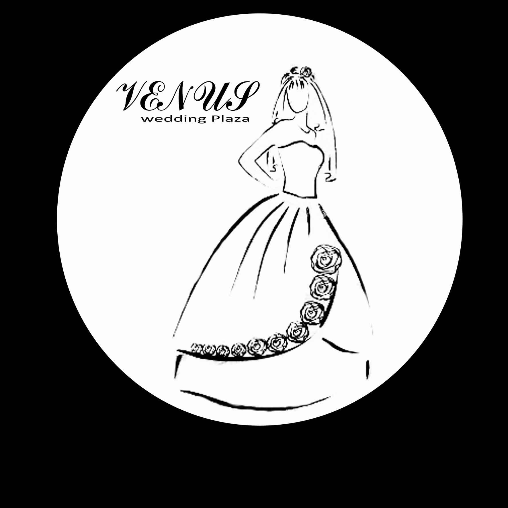 婚纱影楼logo及名片设计