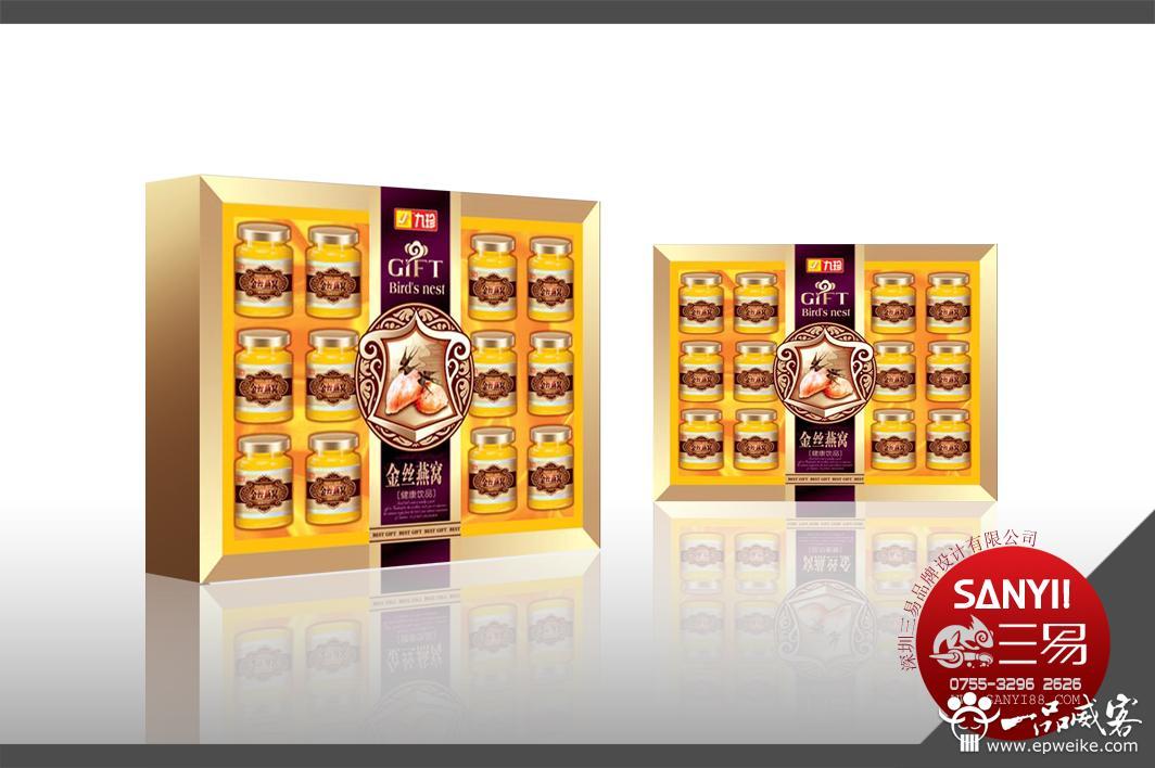 深圳食品包装设计的品牌定位