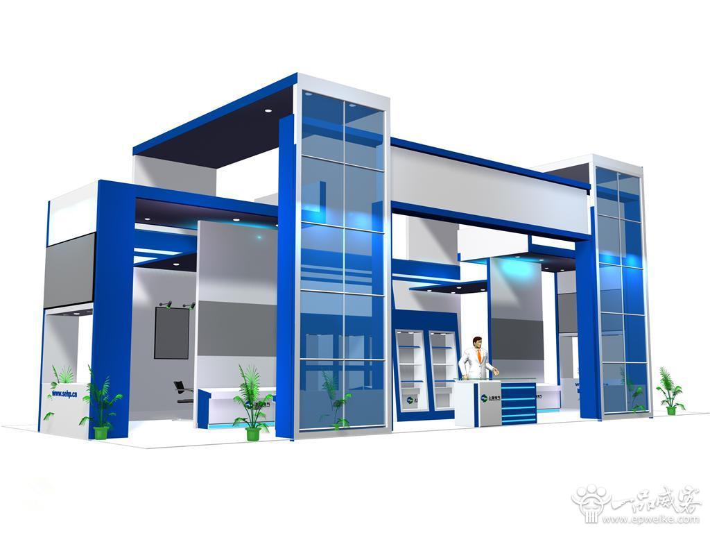展览展示设计展位装饰 展览展示设计装饰技巧图片