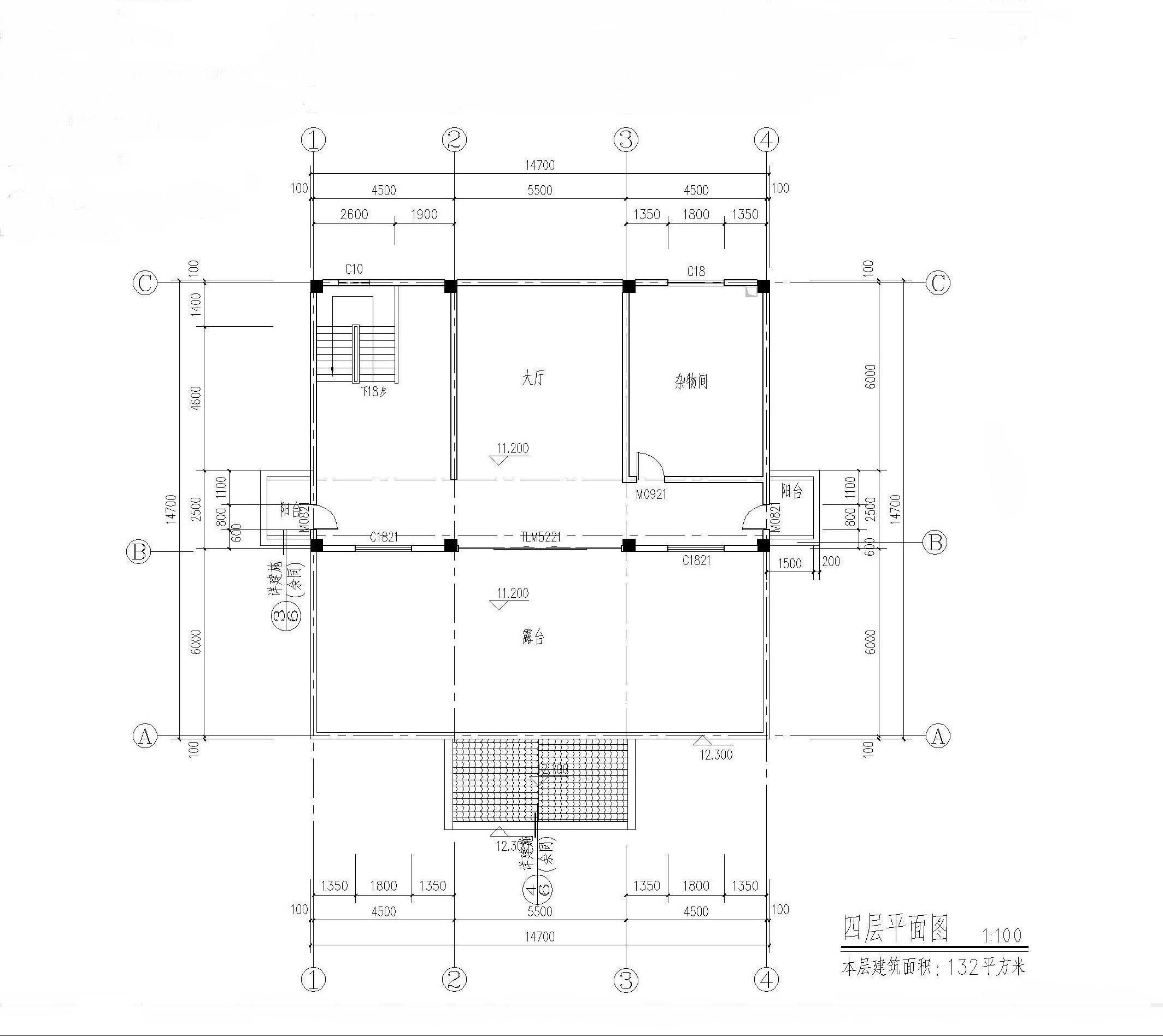 农村自建房子平面设计图-一层房屋新农村自建房全套设计图图片