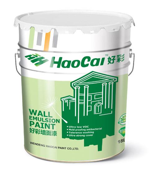 墙面漆包装设计 涂料包装设计