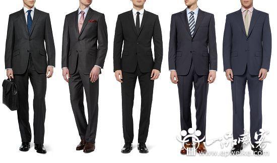 男士工作服装该如何搭配