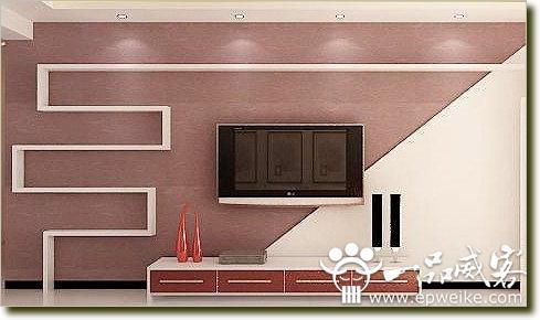 电视背景墙装修施工中需要注意的地方