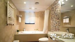 卫生间装修区域划分 卫生间装修设计布局详解