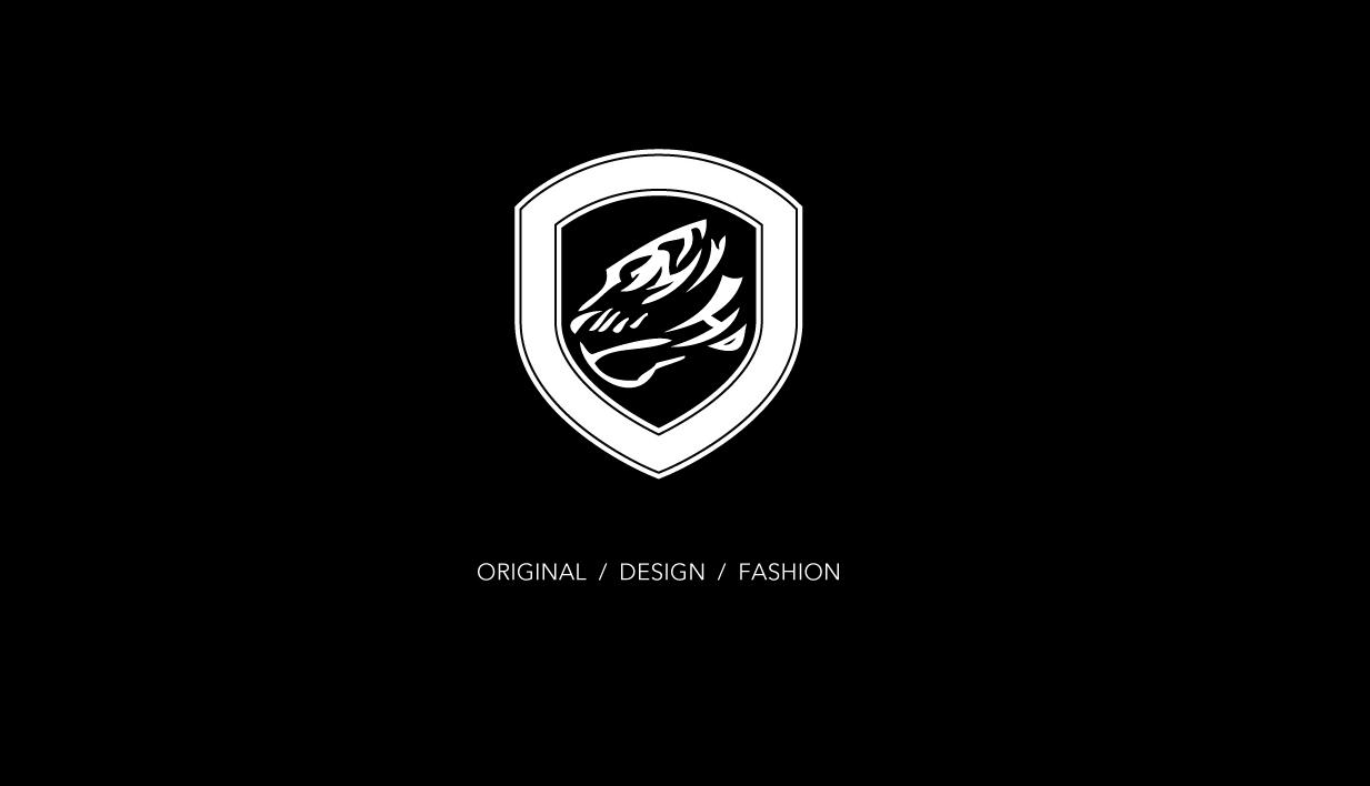 logo1为中文设计感,用虎头