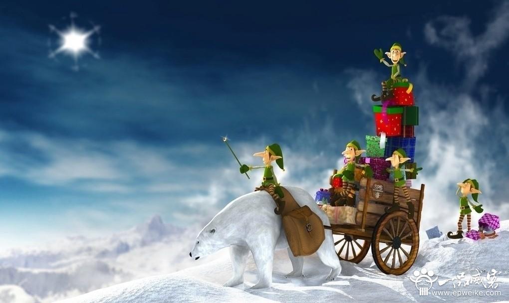 中英文圣诞祝福语大全 最温馨中英双语圣诞祝福