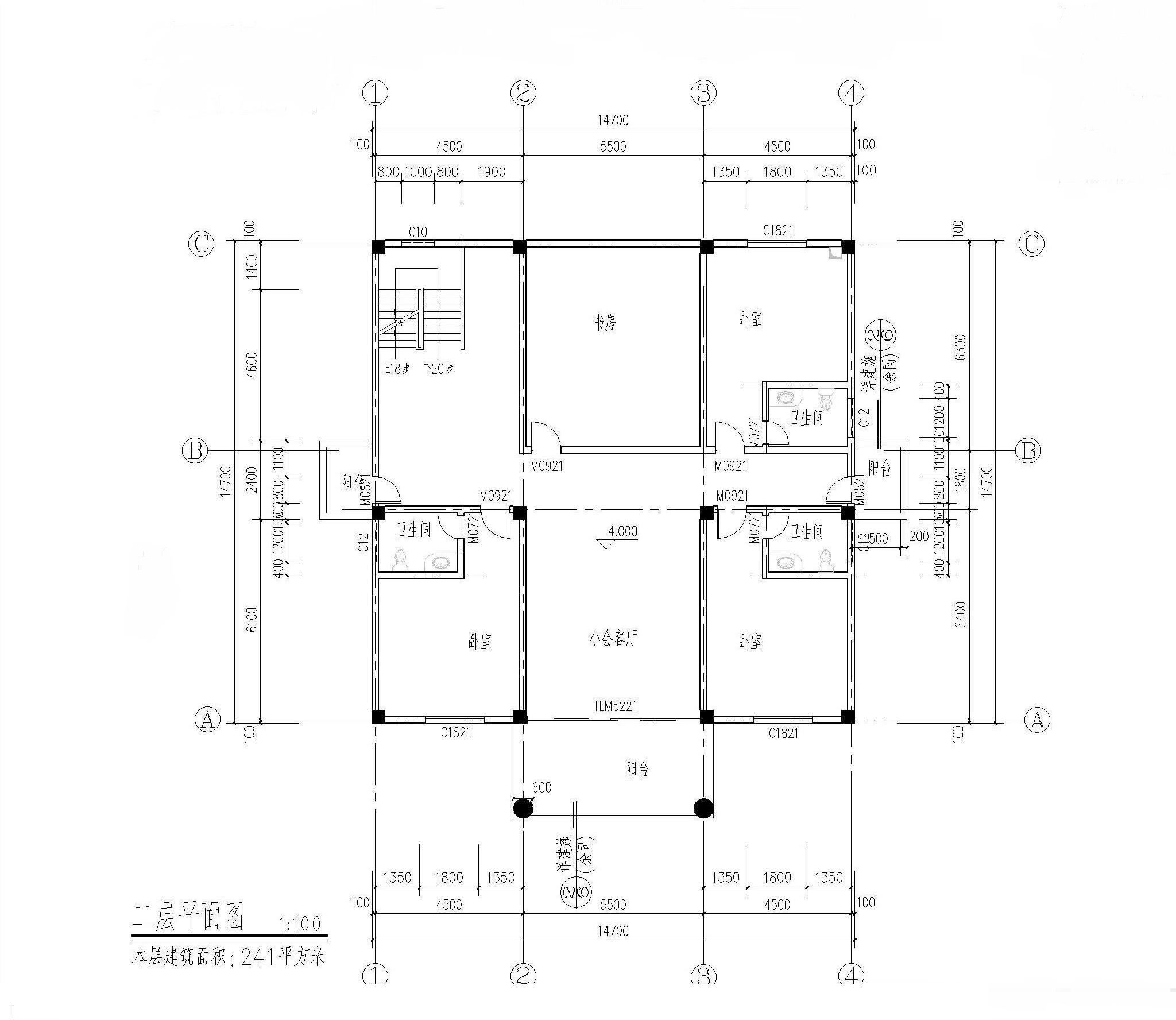 农村自建房子平面设计图